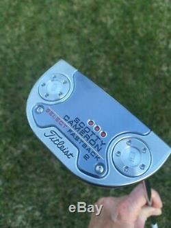 Titleist Scotty Cameron 2018 Select Fastback 2 35 RH Putter with Headcover New