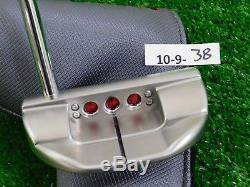Titleist Scotty Cameron 2018 Select Fastback 33 Putter with Headcover New
