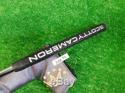 Titleist Scotty Cameron 2018 Select Newport 2 35 Putter with Headcover