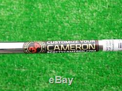 Titleist Scotty Cameron 2018 Select Newport 34 Putter with Headcover New