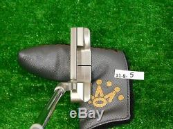 Titleist Scotty Cameron 2018 Select Newport 35 Putter with Headcover New