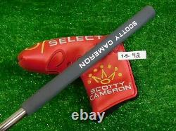 Titleist Scotty Cameron 2020 Special Select Fastback 1.5 35 Putter with HC New