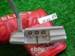 Titleist Scotty Cameron 2020 Special Select Newport 2.5 35 Putter with HC New