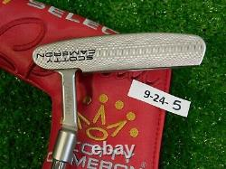Titleist Scotty Cameron 2020 Special Select Newport 34 Putter w Headcover Mint