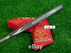 Titleist Scotty Cameron 2020 Special Select Newport 35 Putter w Headcover New