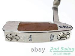 Titleist Scotty Cameron Button Back Newport 2 Putter Steel Right 33.0in