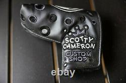 Titleist Scotty Cameron California Fastback Custom Great Condition