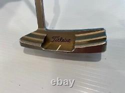 Titleist Scotty Cameron California Monterey golf club putter 35-inches