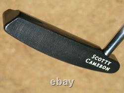 Titleist Scotty Cameron Catalina Gun Blue 35 Putter