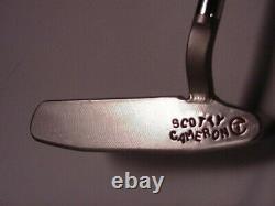 Titleist Scotty Cameron Circle T 303 SSS Golf Putter PERFECT