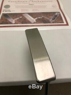 Titleist Scotty Cameron & Co Tour Only Newport 2 Gss / Includes Coa