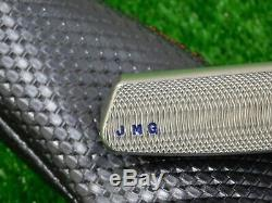 Titleist Scotty Cameron Custom Select Newport 34.5 Putter w Headcover Excellent