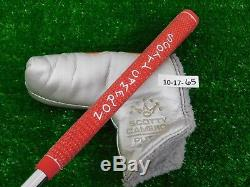 Titleist Scotty Cameron Custom Studio Select Newport 33 Putter w HC Excellent