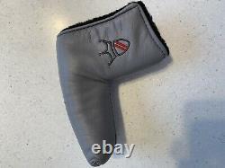 Titleist Scotty Cameron David Duval Newport Beach Putter Rare Inc Headcover 35