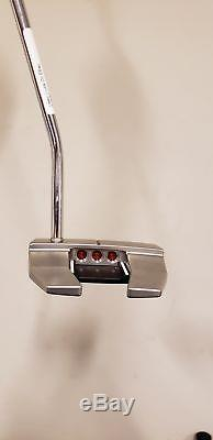 Titleist Scotty Cameron Futura 5W 36 Putter Right Hand Used With Headcover