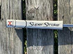 Titleist Scotty Cameron Futura X5R 35 Putter withHC Super Stroke Tour 5.0 Grip
