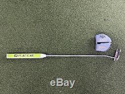 Titleist Scotty Cameron Futura X5R Putter 34 FlatCat Grip Mens RH HC