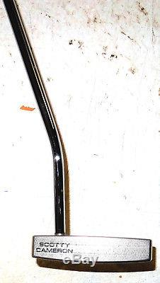Titleist Scotty Cameron Futura X 5 34 Putter Brand New L/h