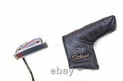 Titleist Scotty Cameron GOLO #6 Putter 33 in Right Handed Steel Shaft