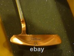 Titleist Scotty Cameron Gip Laguna 1996 1st Of 500 Putter W Headcover Coa Rare