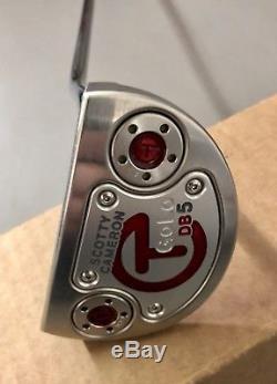 Titleist Scotty Cameron GoLo DB5 Circle T 35 Tour Only Putter Golf Club