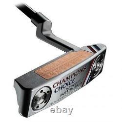 Titleist Scotty Cameron LTD Champions Choice Newport 2 Button Back Putter