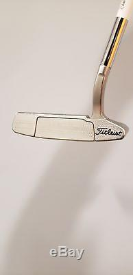 Titleist Scotty Cameron Newport 2.5 35 Putter Right Hand Used With Headcover