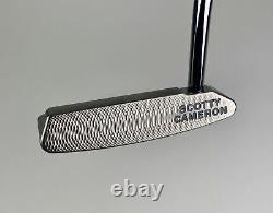 Titleist Scotty Cameron Newport 2 Mid Circle T 36 Tour Only Putter Golf Club