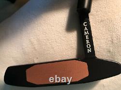 Titleist Scotty Cameron Newport 2 Tei3 Sole Stamp Golf Putter Right Refurbished