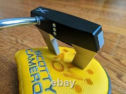 Titleist Scotty Cameron Phantom X 5.5 34 Right Hand Putter New with Headcover