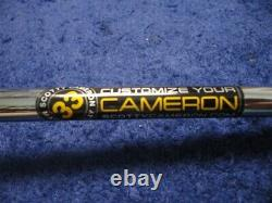 Titleist Scotty Cameron Phantom X 5.5 Putter, 33 Inch, Rh Shop Worn Offer