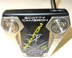 Titleist Scotty Cameron Phantom X 6 34 Putter Brand New