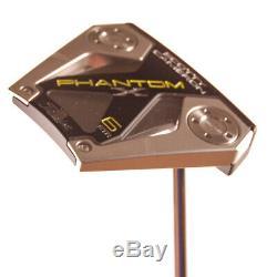 Titleist Scotty Cameron Phantom X 6 STR Putter 34 RH +HC (Mint)