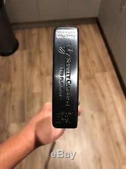 Titleist Scotty Cameron Pro Platinum 340 Mil Spec Newport Putter