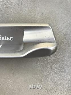 Titleist Scotty Cameron Pro Platinum Mil Spec 33 (34.5) 350g Putter