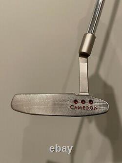 Titleist Scotty Cameron Pro Platinum Newport 2