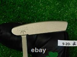 Titleist Scotty Cameron Pro Platinum Newport Mid Slant 34 Putter with Headcover