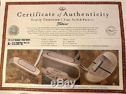 Titleist Scotty Cameron Rare Insight Test Model Prototype Putter + COA Excellent