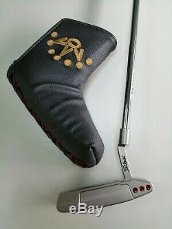 Titleist Scotty Cameron Select 2018 Newport 2 Golf Club Putter 34'' Right Hand
