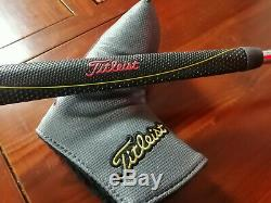 Titleist Scotty Cameron Select 2018 Newport 2 putter RH 33 with headcover &grip
