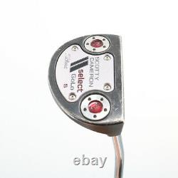 Titleist Scotty Cameron Select GoLo 5 Putter 34 Inches Right-Handed 85010G