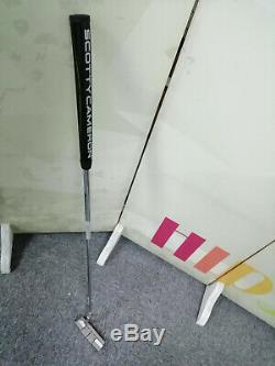 Titleist Scotty Cameron Select Golf Club Putter 2018 Newport 2 Right Hand 35