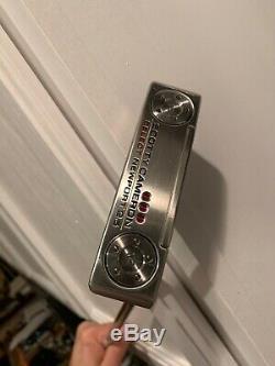 Titleist Scotty Cameron Select Newport 2.5 35 Putter 9/10