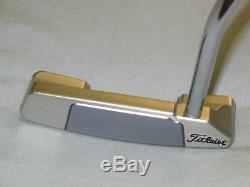 Titleist Scotty Cameron Select Newport 2 Notchback 34 Blade Putter