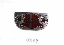 Titleist Scotty Cameron Select Silver Mist Fastback Putter 33in RH Steel Shaft