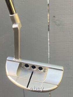 Titleist Scotty Cameron Select withCustom Welded Plumbers Neck