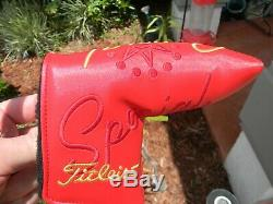 Titleist Scotty Cameron Special Select 2020 Newport 2 putter 35 NEW + Headcover