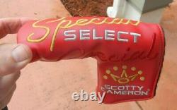 Titleist Scotty Cameron Special Select 2020 Newport putter 33 Brand New + H/C