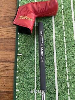 Titleist Scotty Cameron Special Select Newport 2 Putter 34 LH Left Handed