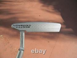 Titleist Scotty Cameron Special Select Newport 2 putter 35 Brand NEW Headcover